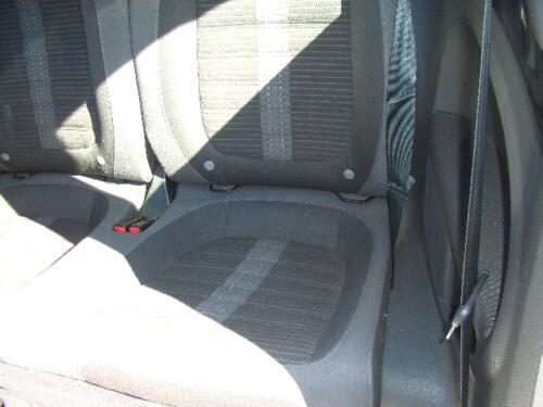 Left Rear Seat