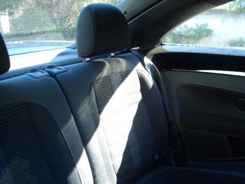 Left Rear Seat Backrest