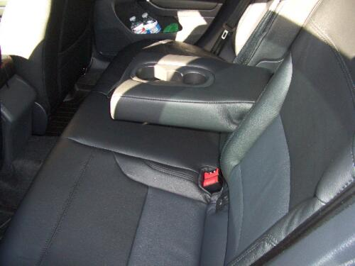 Rear Arm Rest